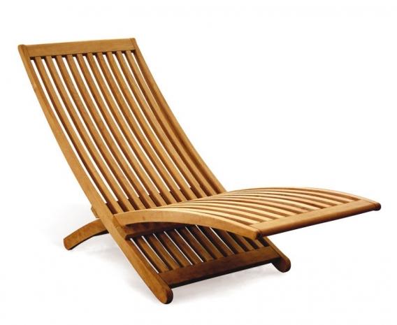 Chelsea Contemporary Sun Lounger, Adjustable Sun Lounger