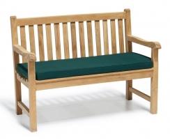 teak garden bench 1.2m