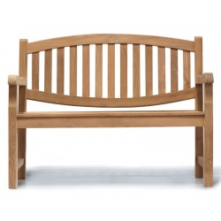 1.2m 4ft outdoor bench