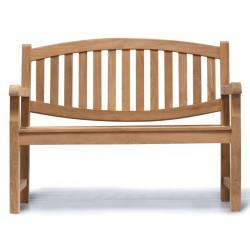 1.2m 4ft outdoor bench