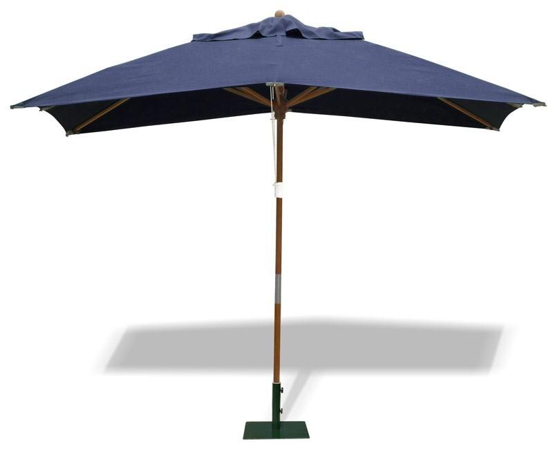 Rectangular Garden Parasol – 3 x 2m