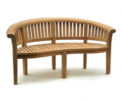 Deluxe Coffee Table, Bench and Chair Set