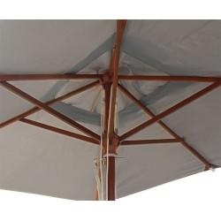 oblong parasol