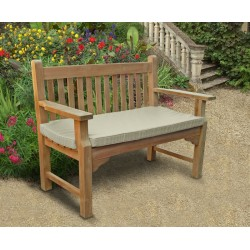 1.2m outdoor bench