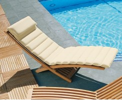 Chelsea Garden Sun Lounger Cushion