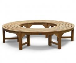Circular Garden Tree Seat