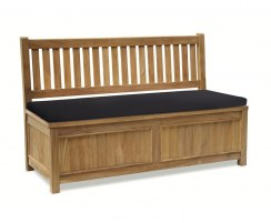 1.5 m Garden Storage Bench Cushion