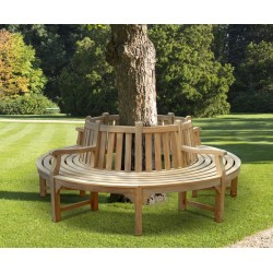 Circular Tree seat with Arms