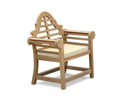 Lutyens chair seat pad