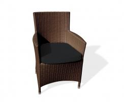 wicker chair cushion