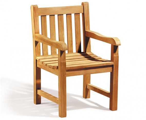 Windsor Teak Garden Armchair