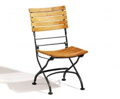 Bistro Table and 8 Chairs Set