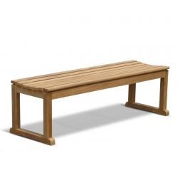 Sandringham Teak Table and Benches Set