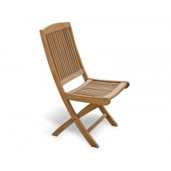 Brompton Bijou Extending 1.2 - 1.8m Table & 6 Rimini Chairs