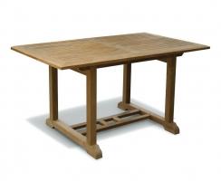 Hilgrove Teak Garden Table 1.5m