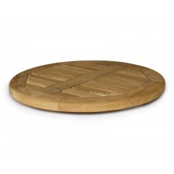 Teak Lazy Susan, available separately