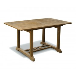Hilgrove 6 Seater Rectangular Garden Table 1.5m