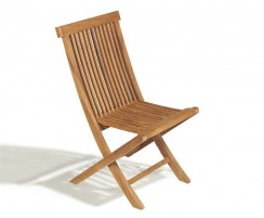 Ashdown Children's Teak Folding Garden Chair