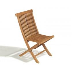 Ashdown Children's Teak Folding Garden Chair