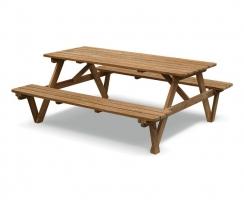 beer garden bench - pub bench