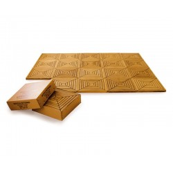 Teak Flooring, Teak Deck Tiles – Patterned