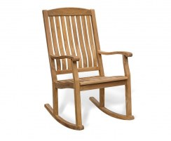 Rocking Chair Teak Garden Rocker