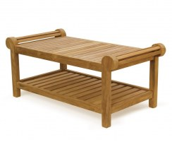 Lutyens Coffee Table, Teak