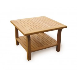 Square Coffee Table, Teak