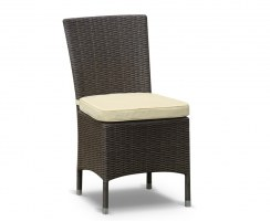 Riviera Side Chair Cushion, Garden Patio Furniture Cushion