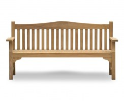 personalised commemorative bench