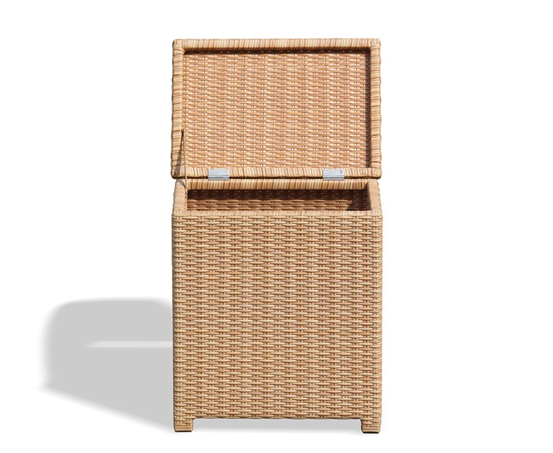 Tango Rattan Storage Box With Lid Wicker Storage Chest