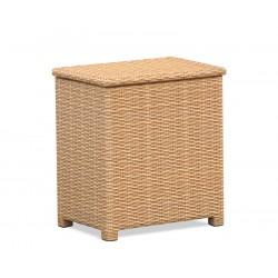 Tango Rattan Storage Box with lid, Wicker Storage Chest