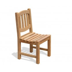 Ascot Solid Wood Teak Garden Chair