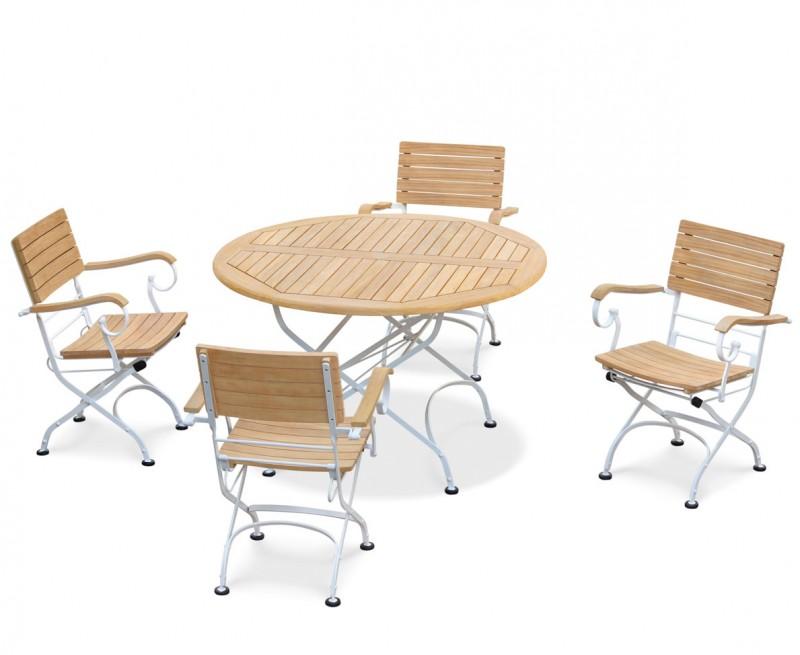 Photo Teak Outdoor Setting Images Furniture
