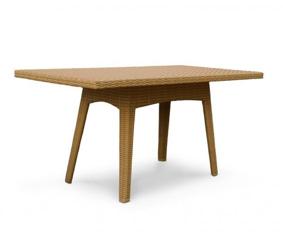 Riviera Rattan Garden Table, Rectangular – 1.6m