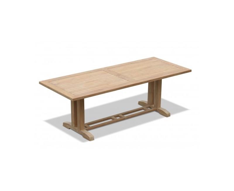 Cadogan Rectangular Table 2 25m Amp 8 St Tropez Rattan