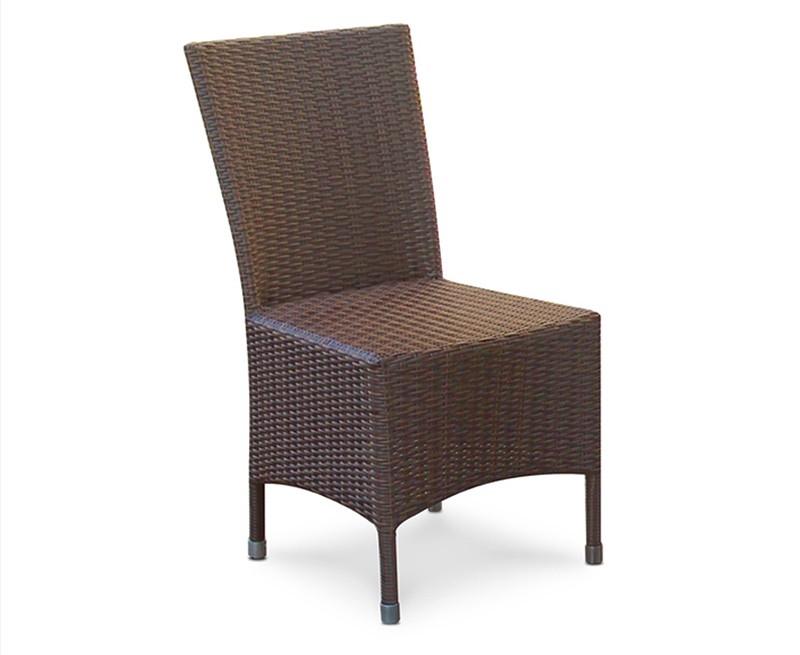 Riviera Rattan Garden Chair Wicker Patio Chair Loom Weave