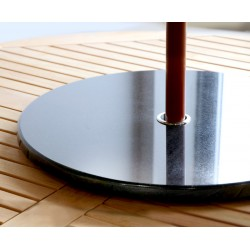 Black Granite Lazy Susan – 0.6m