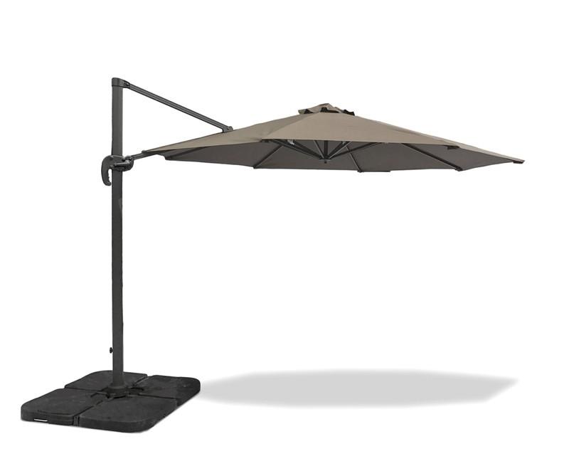 3m Large Cantilever Parasol, Round – Umbra®