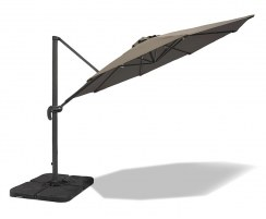 3m Cantilever Garden Parasol with cover – Umbra®