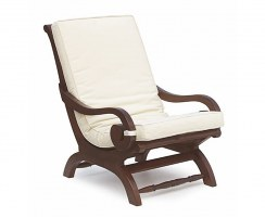 Capri Antique Planter's Chair, Reclaimed Teak Colonial Chair
