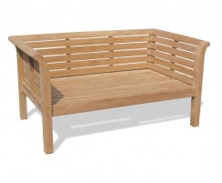 Teak Patio Daybed – 1.5m / 5ft