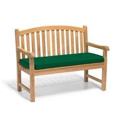 teak wooden bench 1.2m