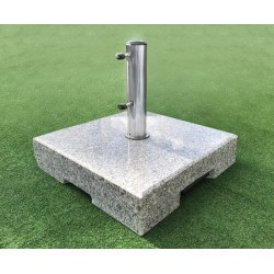 granite parasol base