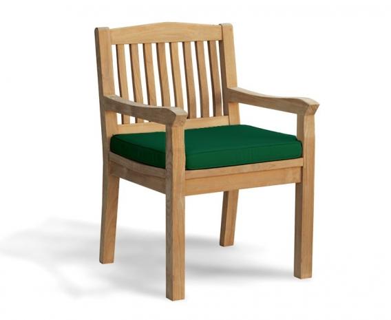Hilgrove Outdoor Armchair Cushion, Outside Patio Chair Cushions