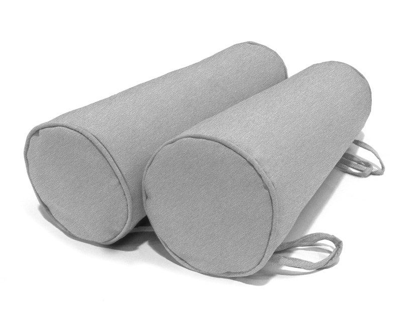 Outdoor Bolster Cushions – 2-Pack
