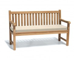 Garden Bench Cushion, 3 seater – 5ft/1.5m