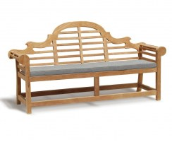 Lutyens 4 Seater Garden Bench Cushion