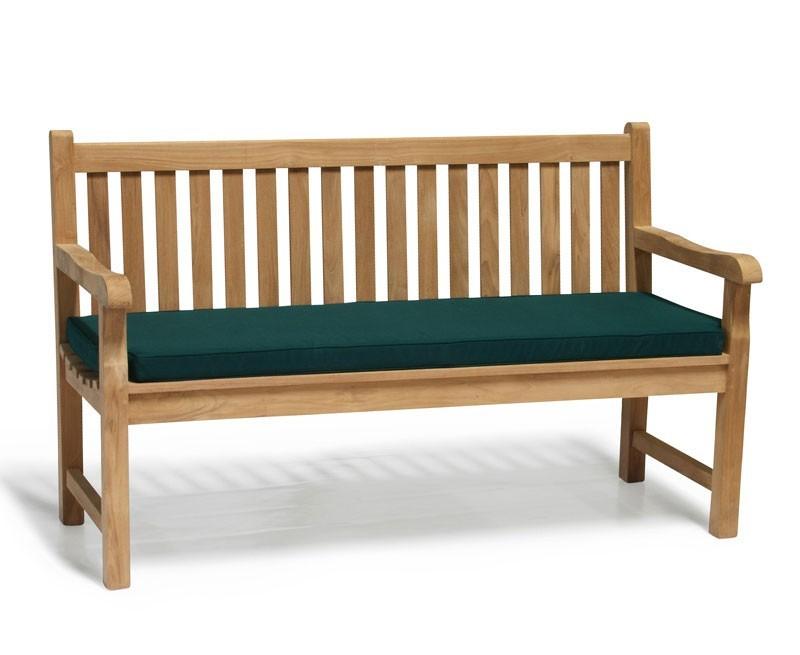 bench seat teak p deluxe lutyens asp garden