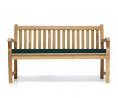 teak park bench 1.5m
